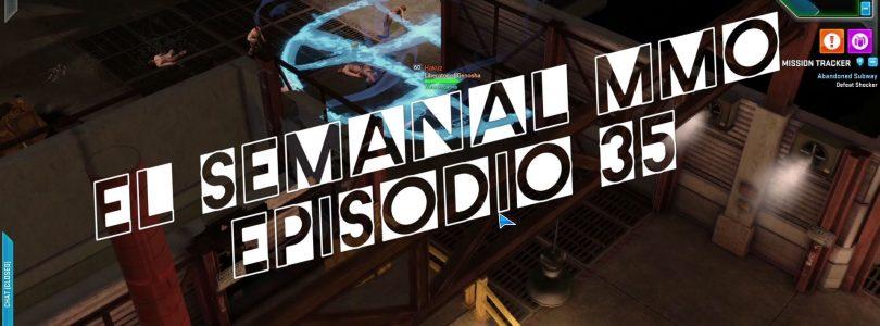 El Semanal MMO episodio 35 – Resumen de la semana en video