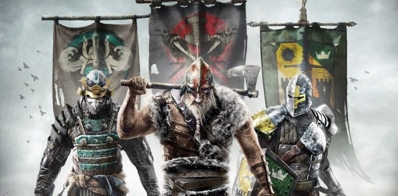 For Honor anuncia la beta abierta para la semana que viene
