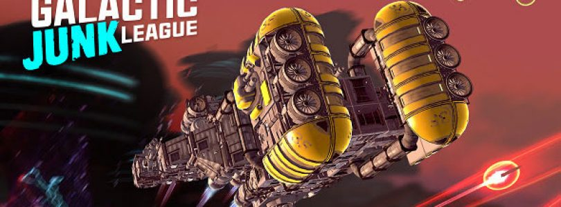 Galactic Junk League se lanza oficialmente en Steam