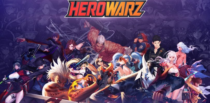 HeroWarz cerrará en Marzo de manera temporal