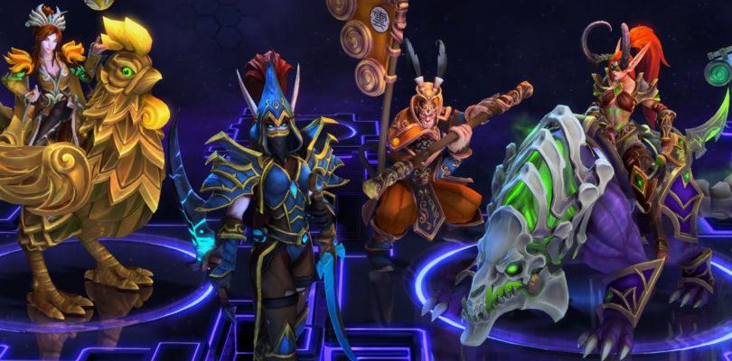 Heroes of the Storm: los Páramos oxidados, cambios a héroes y más