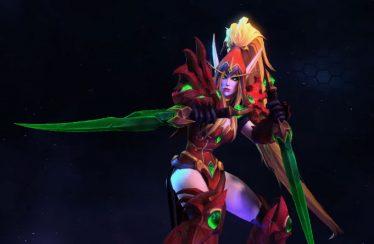 Un vistazo a las habilidades de Valeera el próximo héroe en Heroes of the Storm