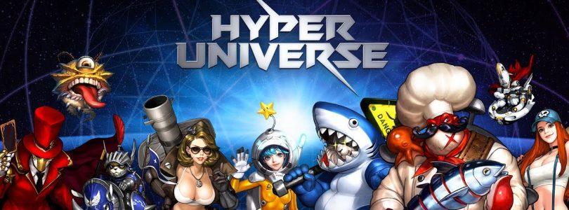El MOBA Hyper Universe se lanza en Acceso Anticipado en Steam