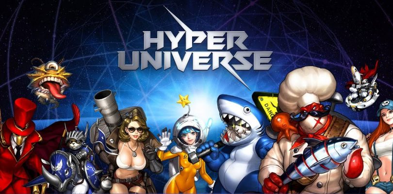 Hyper Universe se lanza hoy como free-to-play en Steam