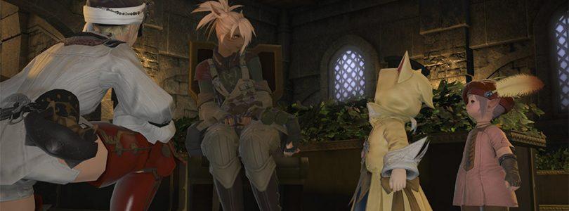Final Fantasy XIV habla de su próximo parche y de su Fan Festival