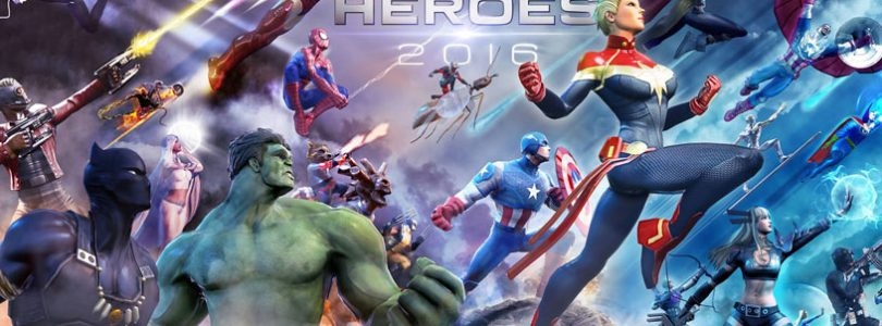 El estudio Gazillion Entertainment cierra y con él, los servidores de Marvel Heroes