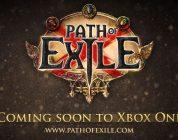 Path of Exile llegara a Xbox One durante 2017