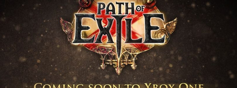 Path of Exile llegara a Xbox One durante 2017