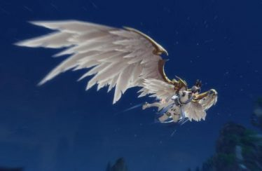 Un vistazo a las diferentes alas y monturas en Revelation Online