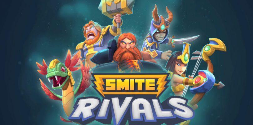 Hi-Rez Studios nos presenta SMITE Rivals un nuevo juego para PC y movil