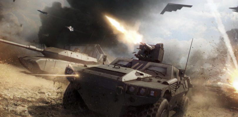 My.com seguirá sola el desarrollo de Armored Warfare