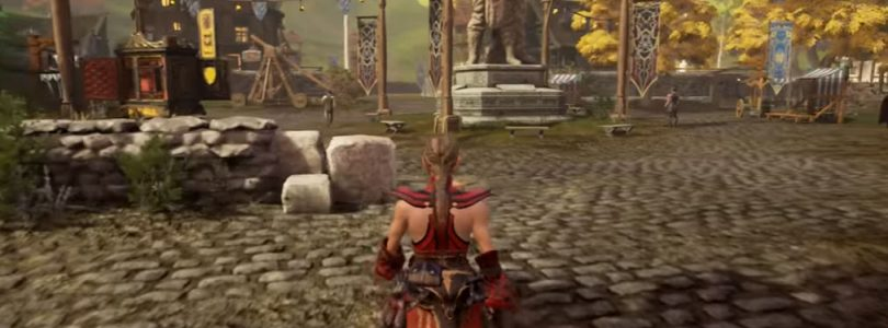 Nuevo gameplay pre-alpha del nuevo MMORPG, Ashes of Creation