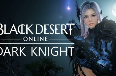 Black Desert anuncia el Dark Knight en Occidente