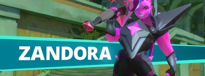 La actualización Eternal Dawn llega al MOBA Gigantic