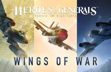 Llega Wings of War a Heroes & Generals