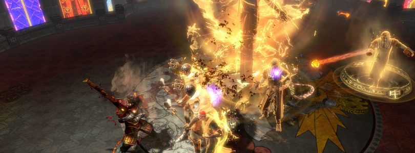 Todos los detalles de la beta de Path of Exile: The Fall of Oriath