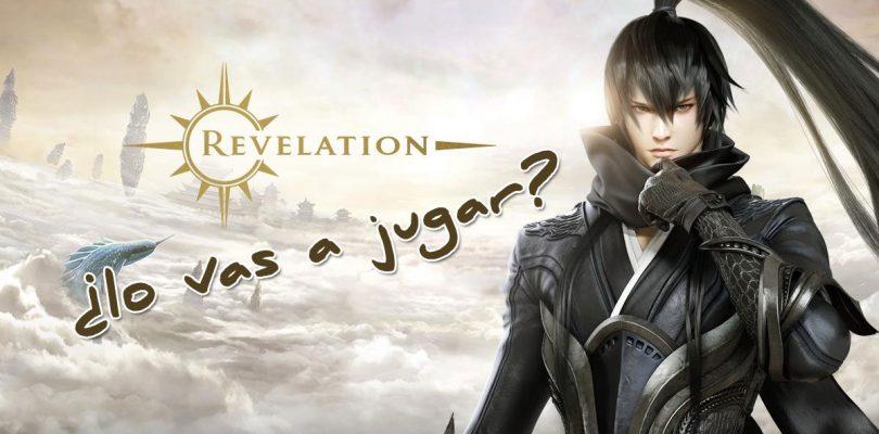 ¿Tienes pensado jugar Revelation Online?