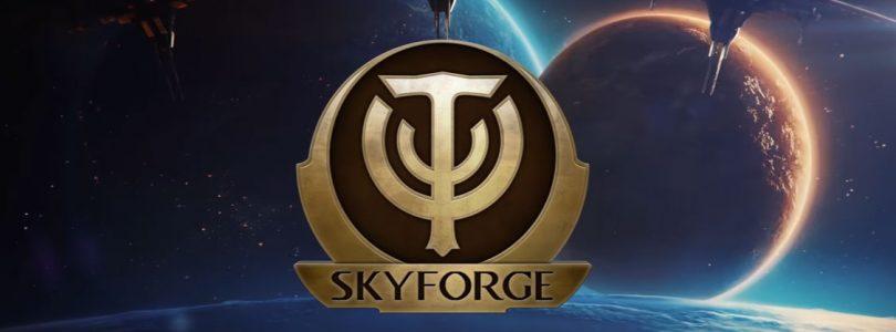 Skyforge ya tiene fecha de lanzamiento y acceso anticipado en PlayStation 4