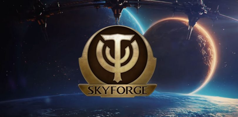 Skyforge ya prepara su lanzamiento en PlayStation 4