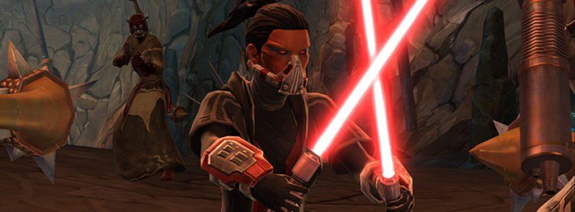Doble de experiencia en Star Wars: The Old Republic