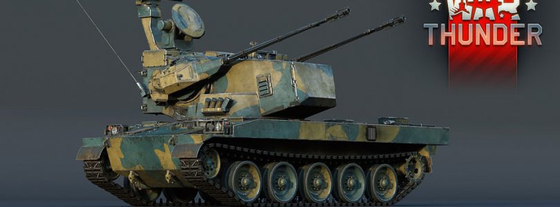 Los tanques japoneses llegan a War Thunder