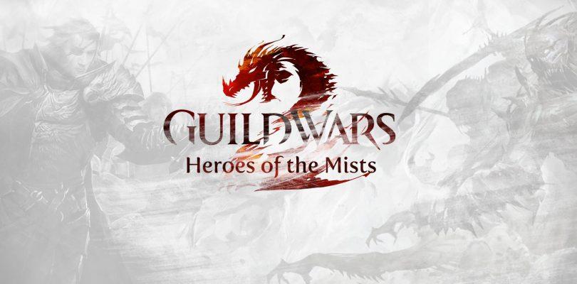 Un fan saca un juego de cartas coleccionables de Guild Wars 2