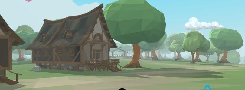 OrbusVR es el primer MMORPG creado para la realidad virtual