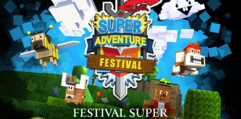 El Festival Super Adventure volverá muy pronto a Guild Wars 2