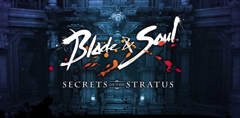 """En abril llega """"Secrets of the Stratus"""", la nueva expansión para Blade & Soul"""