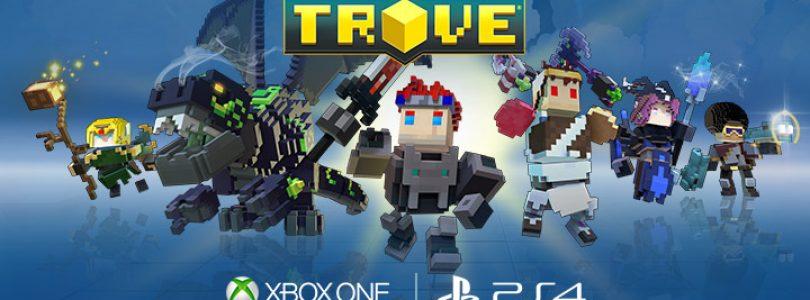 Trove se lanzará este mes en PlayStation 4 y Xbox One