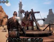 Conan Exiles nos avanza sus próximos contenidos: Asedios, brujería, monturas…