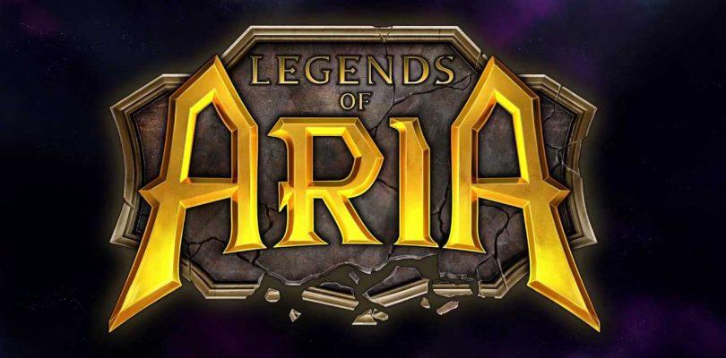 Legends of Aria prepara un gran lavado de cara y mejora sus gráficos