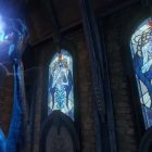 """Bethesda nos muestra """"Blood covenant"""" una de las arenas en Quake Champions"""