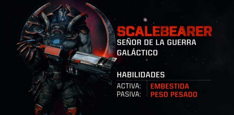 Quake Champions nos presenta a otro de sus campeones, Scalebearer