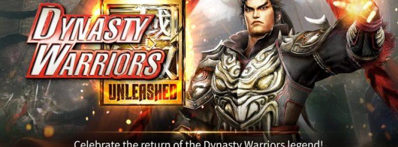 ¡Repartimos 200 códigos para Dynasty Warriors: Unleashed!