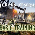 Heroes & Generals rediseña y añade bots a su tutorial