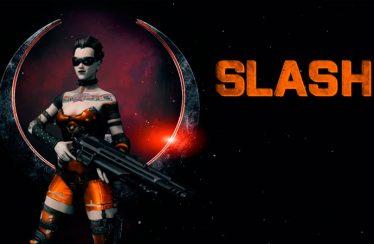 Quake Champions presenta a Slash