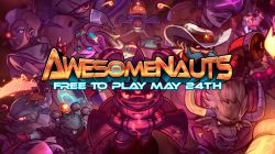Awesomenauts ya es free-to-play en Steam