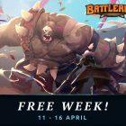 Juega gratis a Battlerite durante la próxima semana