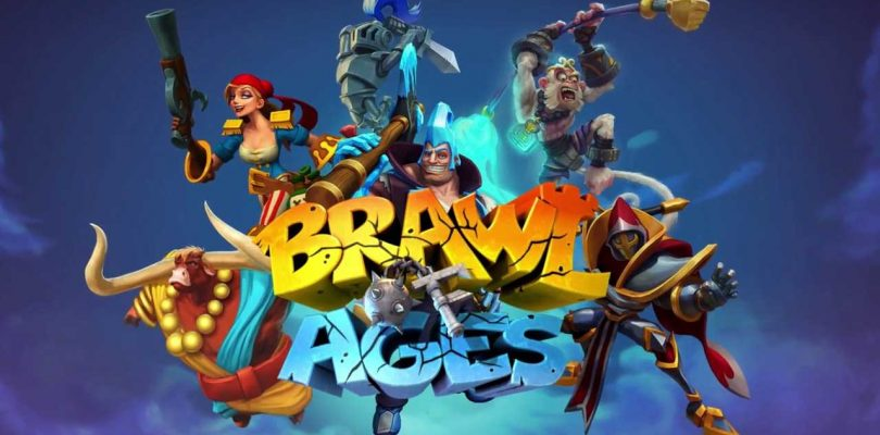 Juega ya a Brawl of Ages el nuevo free-to-play de los creadores de Heroes of Newerth y Strife