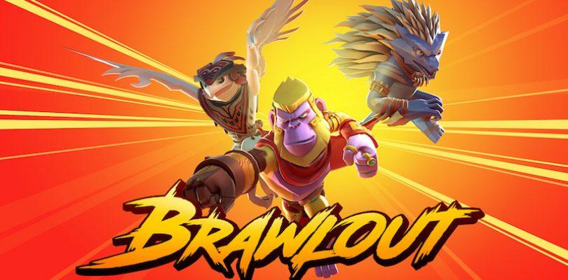 Brawlout un nuevo título de luchas y plataformas