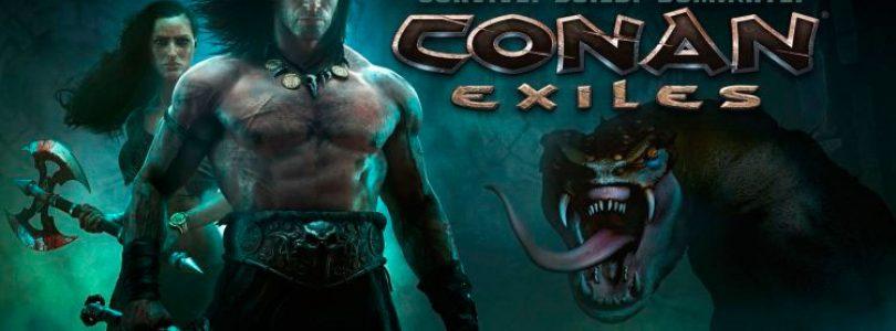 El lanzamiento de Conan Exiles traerá más mapa, nuevo combate, viaje rápido y mucho más