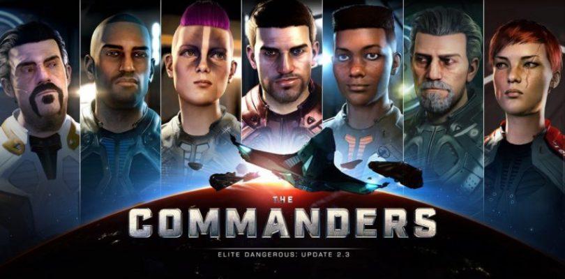 Elite Dangerous añadirá su actualización «Commanders» este mes