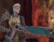 Presentación de la campeona Galena en Quake Champions