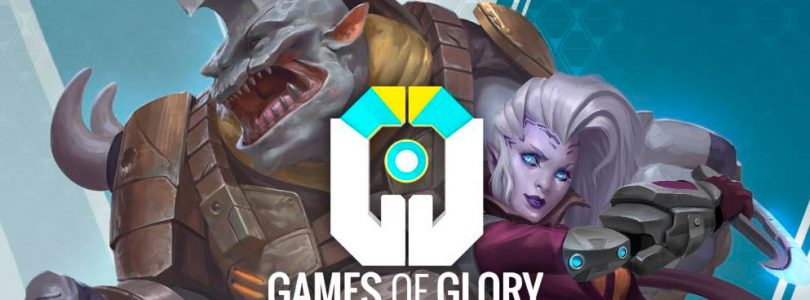 Games of Glory empieza la beta abierta para PC y PS4