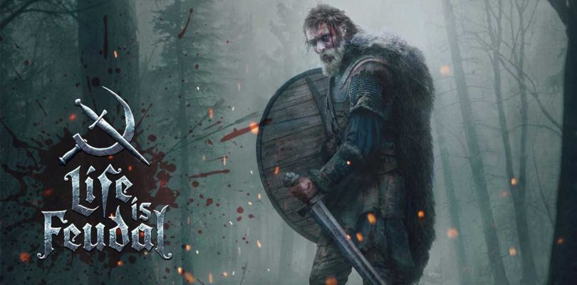 Sorteamos 5 copias de Life is Feudal: MMO para Steam