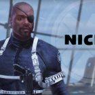 Nick Fury esta ya disponible como personaje de Marvel Heroes
