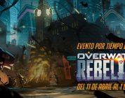 Ya esta aquí el nuevo evento especial de Overwatch