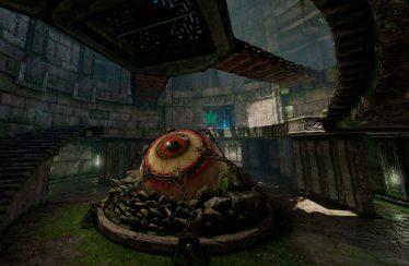 Quake Champions nos presenta hoy la arena de las ruinas de Sarnath