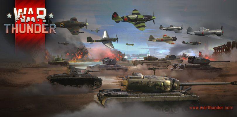 War Thunder detalla el evento de la victoria en la Segunda Guerra Mundial